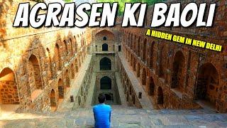 Agrasen Ki Baoli | Delhi