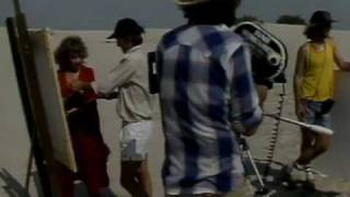 Stevie Nicks - Fleetwood Mac HOLD ME Video Shoot - Rare Footage