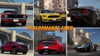 CSR Racing 2 | Performance Ford Max Tunes! Including Ford