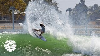Kelly Slater's Surf Ranch Test Event - Magical Day Highlights