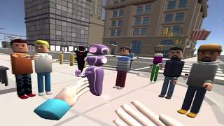 Learn English in VR in a City in AltspaceVR