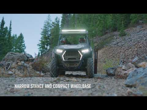 2021 Polaris RZR Trail Ultimate in Bigfork, Minnesota - Video 1