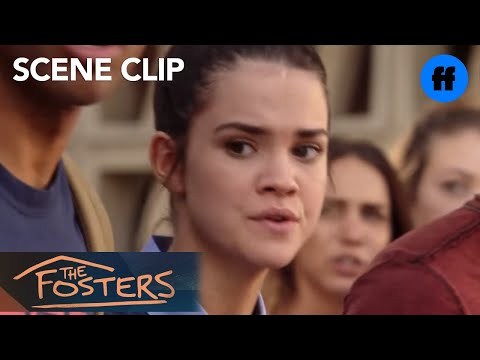 The Fosters | Season 5, Episode 9: Love Not Hate Makes Our University Great | Freeform