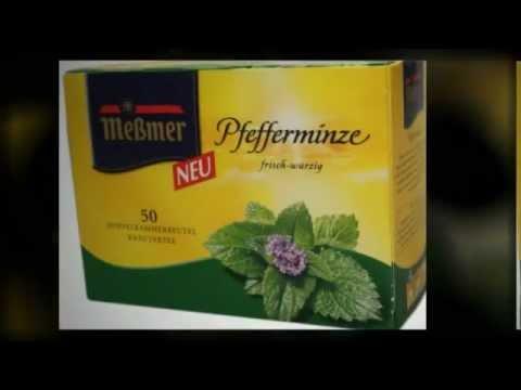 Messmer Tee Pfefferminze 50 Beutel