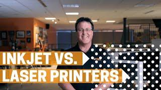 Inkjet vs Laser Printers [Pros & Cons]