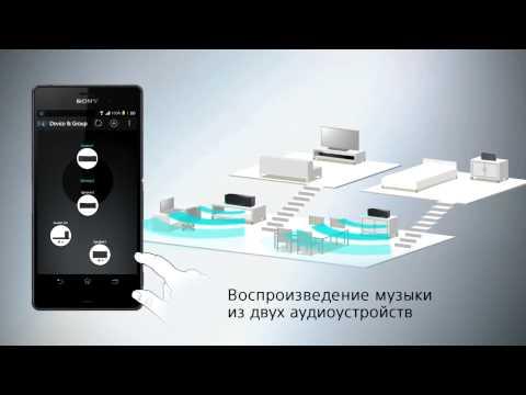 Ресивер Sony STR-DN860 видео 1