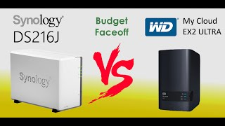 WD My Cloud EX2 Ultra WDBVBZ0000NCH-EESN NAS Server