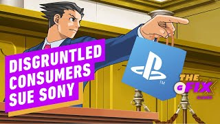 Disgruntled PlayStation Customers Are Suing Sony - IGN Daily Fix by IGN