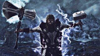 Skyrim mod: Штормбрейкер Тора в Скайриме. Thor Stormbreaker