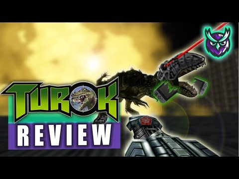 Turok Switch Review (STILL A Classic?) video thumbnail