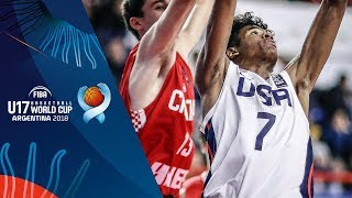 Jalen Green's high point performance with 27 POINTS! vs. Croatia