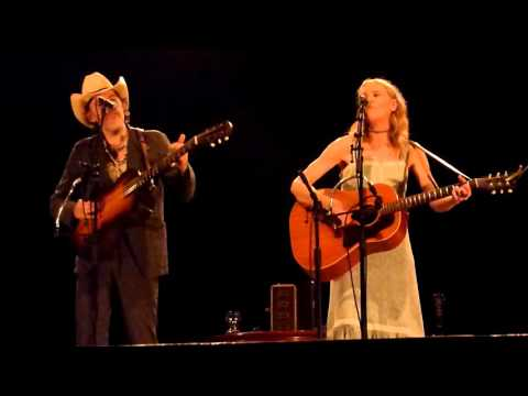 Red Clay Halo - Gillian Welch and Dave Rawlings - Enmore Theatre, Sydney 8-2-2016