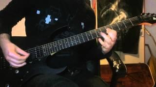 Lifting Shadows Off a Dream - Dream Theater (Guitar Cover)