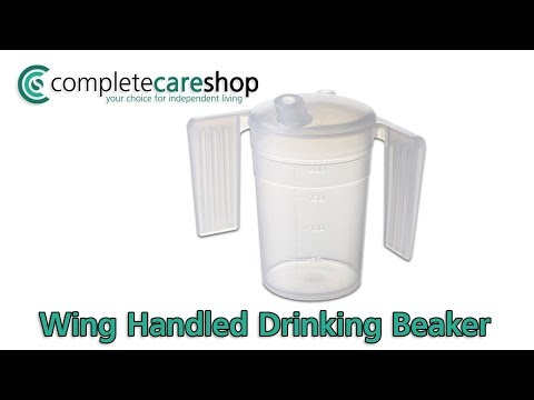 Drinking Cup with Handles Review