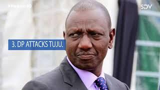 Uhuru-Raila Powerful Proposal,Division of Revenue Bill and DP Attacks Tuju # News in 90