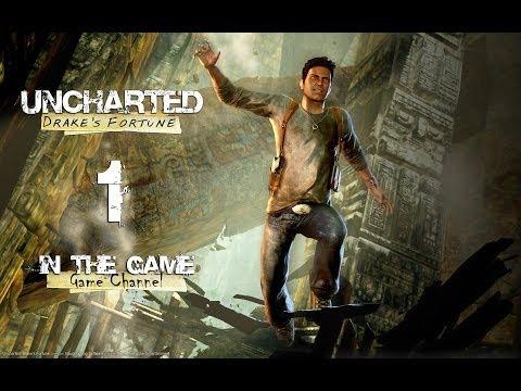 Uncharted: Drake's Fortune - Прохождение Серия #1 [Знакомство С Игрой]
