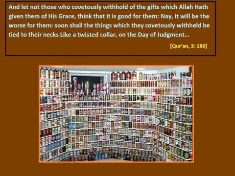 Hoarding [In Islam]