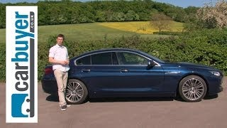 BMW 6 Series Gran Coupe 2013 review - CarBuyer