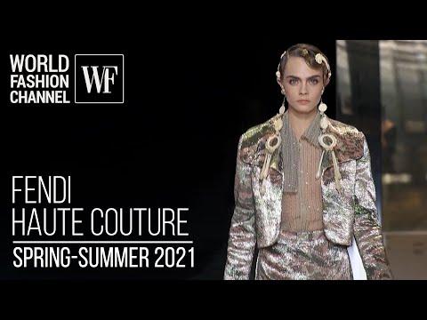 Fendi Haute Couture | spring-summer 2021