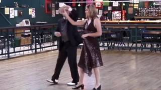 """""""The Swing Dancer Series""""  Learning how to swing dance in less than 30 minutes"""