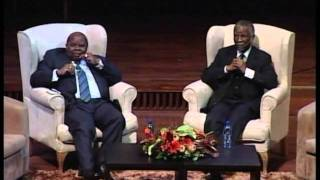 2nd Thabo Mbeki Africa Day Lecture 2011 Panel Discussion.