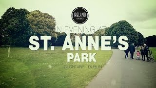 Sugestão para os dias de sol em Dublin Vá dar um passeio no St Anne's Park