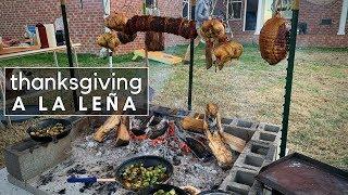 Día De Acción De Gracias A La Leña | La Capital