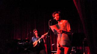 The Poison - The All-American Rejects (talking intro included) at The Hotel Cafe