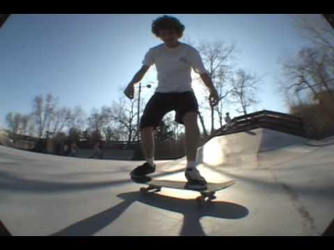 Lawrence Skate Park Montage