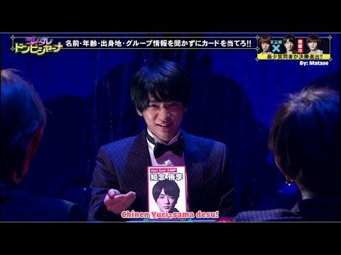ENG SUBS] 161127 Yamada Ryosuke says sorry to a fan - School