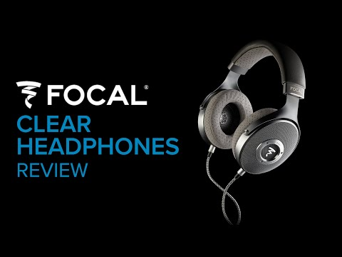 Focal Clear Headphone Review