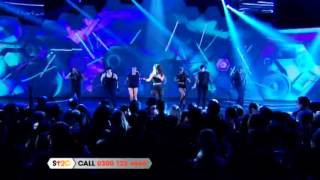Cheryl Cole - Call My Name (Stand Up To Cancer 2012)
