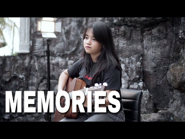 Memories - Maroon 5 (Cover) by Hanin Dhiya
