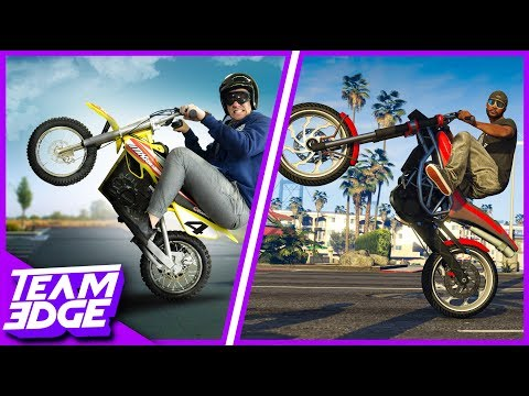 Bike Parkour Challenge! | GTA 5
