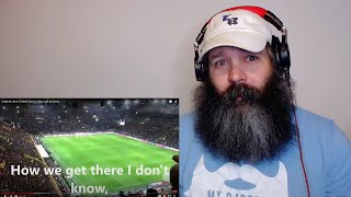 American Reacts to England's Best Football Chants