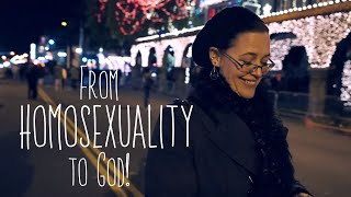 ONE Statement Took Her from Homosexuality to God!