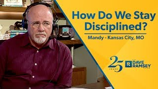 How Do We Stay Disciplined?