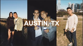HANGING OUT IN AUSTIN - VLOG #79