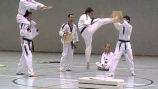 Tae Kwon Do - Sportgala Demo 2010