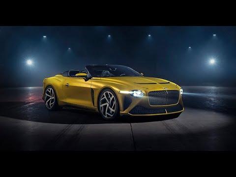 Bentley model od 2 miliona dolara