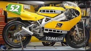 Bild Neuaufbau eines Yamaha TZ 250 Grand Prix Racers