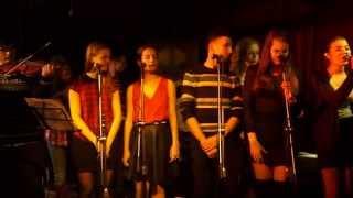 MGO zpívá francouzské písně