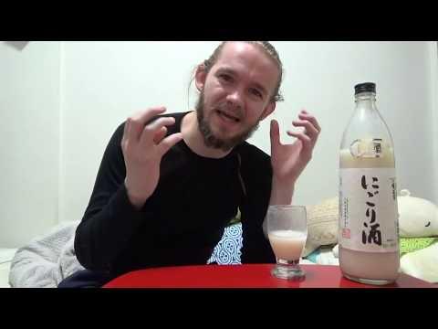 Sake Review #4: Kubota Shuzo – Nigori sake (Hiroshima, Japan)