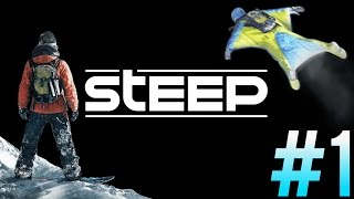 STEEP - And we begin the tutorial #1