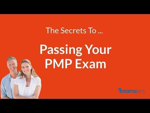Pass PMP exam: The Secrets - YouTube