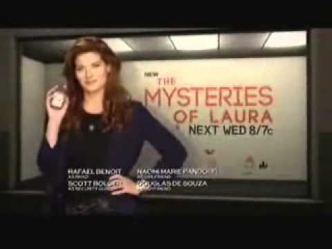 The Mysteries of Laura 1.21 (Preview)