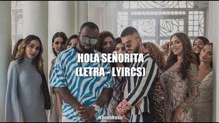 Hola Señorita (Maria)   (LETRALYRICS)   (ESPAÑOL)    GIMS & Maluma
