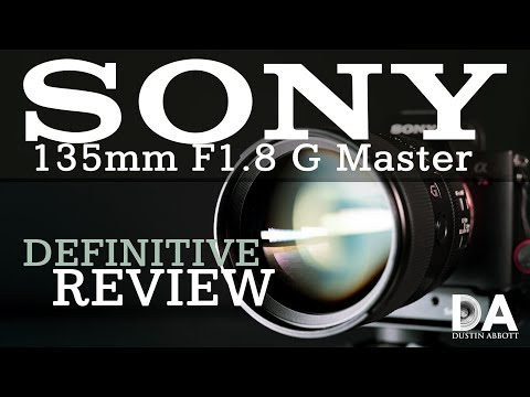 External Review Video drTieSSSuWU for Sony FE 135mm F1.8 G Master Lens (SEL135F18GM)