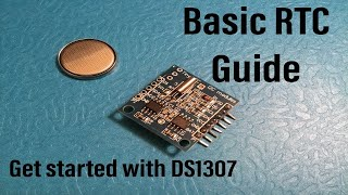 ds1307 real time clock arduino tutorial - मुफ्त