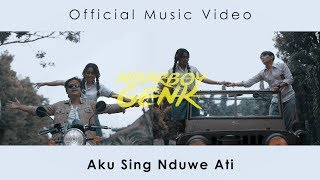 NDARBOY GENK   AKU SENG DUWE ATI (Official Music Video )